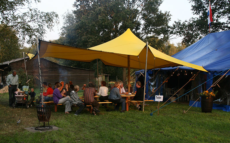 Shelter – Tents & Events